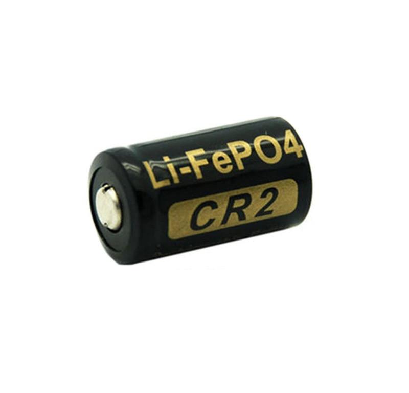 Акумулятор Soshine CR2 3.2 V 400mah LiFePo4 з контролером