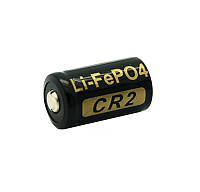 Аккумулятор Soshine CR2 3.2V 400mah LiFePo4 с контроллером