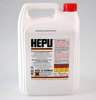 Антифриз концентрат HEPU 5L красный -80°C