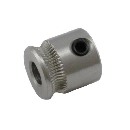 Зубчасте колесо подачі пластику MK7 1.75 мм 12мм 3D