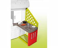Летняя кухня Smoby Toys с аксессуарами для дома (810901)