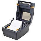 Термопринтер етикеток етикеток штрих-коду Xprinter XP-DT426B XP-460B 112мм, фото 2