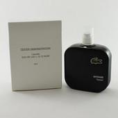 Тестер туалетная вода мужская Lacoste Eau De Lacoste L.12.12 Noir (Лакоста Нуар) 100 мл