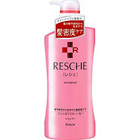 Kanebo шампунь глубоко восстанавливающий с фруктотво-цветочным ароматом Resche Damage Care System 550ml