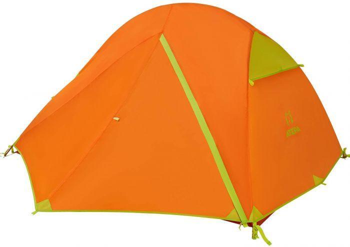 Ультралегкий намет Atepa HIKER II(AT2002) (light orange)