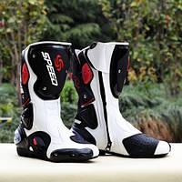 Мотоботы ( Мото ботинки) Probiker Speed Vertigo А1001