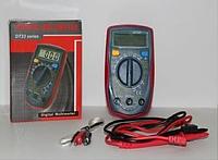 Мультиметр DT UT33C, многофункциональный цифровой тестер, измерение тока, напряжения, сопротивления
