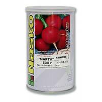 Семена редиса Марта 0,5 кг. Nasko