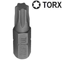 """Насадка 1/4"""" 25мм  TORX T8"""