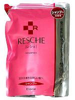 Kanebo шампунь глубоко восстанавливающий с фруктотво-цветочным ароматом Resche Damage Care System 400ml