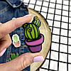 Значки на одяг Кактуси, фото 9