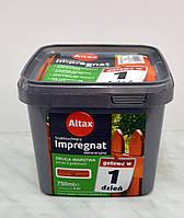 IMPREGNAT быстросохнущее декоративное средство для обработки древесины Altax (0,75 л)