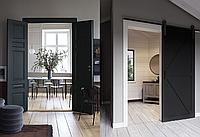 Какие межкомнатные двери лучше выбрать: темные или светлые?