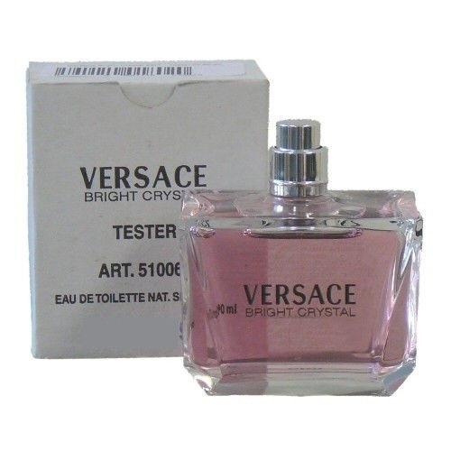Тестер туалетная вода женская Versace Bright Crystal (Версаче Брайт Кристал) 90 мл