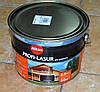 PROFI-LASUR  декоративное защитное средство для древесины с пчелиным воском Altax (2,5 л)