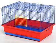"""Клетка """"Пигги Люкс"""" для  кролика, морской свинки,47х30х30см"""