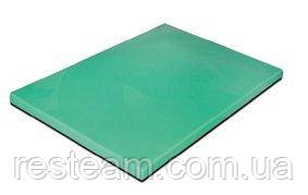 """470315 Дошка обробна зелена 1/1, 530*325*15 мм, серія """"Resto line"""""""