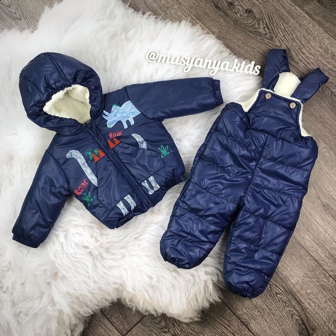 Комбінезон + куртка Діно