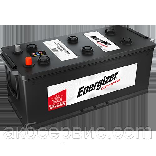 Аккумулятор автомобильный Energizer 6СТ-180 Commercial EC6