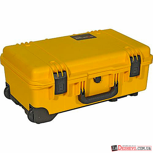 Pelican iM2500 Storm Case with Padded Dividers (IM2500-00002)