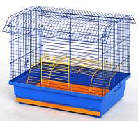 """Клетка """"Тедди"""" для  кролика, морской свинки,47х30х45см"""