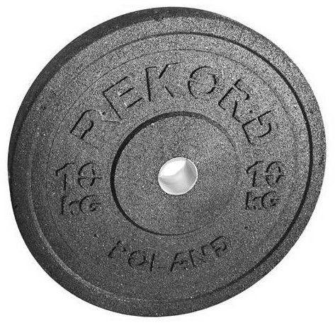 Бамперный диск REKORD 10 kg