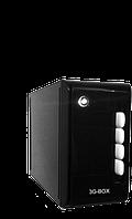 АТС для офиса + GSM VoIP шлюз на 4 sim-карты - 3G-BOX