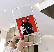 Чохол на IPhone 11 c Miyagi і Andy Panda
