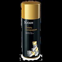 Аерозольна емаль Lider з ефектом хрому-золото (400 мл)