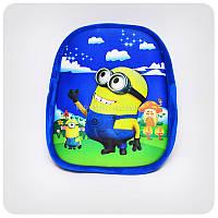 Рюкзачок детский 3D «Миньон» - minyon001