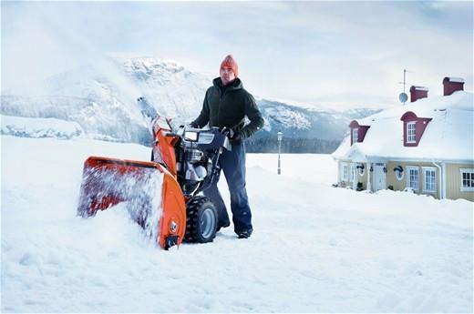 Снегоуборщики длядома и дачи