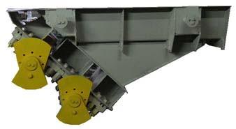Питатель вибрационный электромагнитный ЖВЭм -0,5х1,3-М