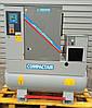 Компресор гвинтовий Creemers RCB 15/10 500CD: 1,79 м3/хв 10 бар 15 кВт, ресивер 500л, осушувач, фільтр 2 шт