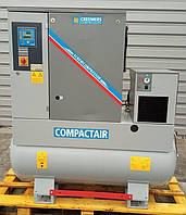Компрессор винтовой Creemers RCB 15/10 500CD: 1,79 м3/мин 10 бар 15 кВт, ресивер 500л, осушитель, фильтр 2 шт