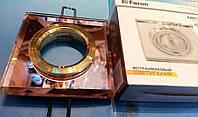 Точечный светильник Feron 8170-2 коричневый, фото 1