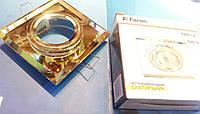 Точечный светильник Feron 8170-2 жёлтый золото, фото 1