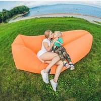 Ламзак Lamzac надувной лежак матрас шезлонг диван мешок (цвета в ассортименте)