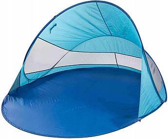 Пляжная палатка / откидной экран POP 200х165х100 см синий Польша