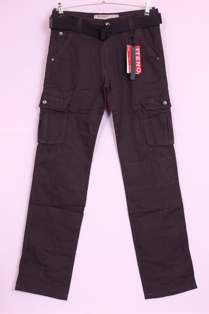 "Мужские джинсы -карго (30-38 размеры.) ""iteno"""