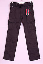"""Чоловічі джинси -карго (30-38 розміри.) """"iteno"""""""