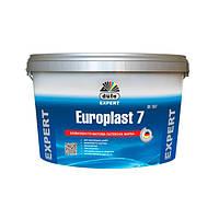 Шелковисто-матовая латексная краска Europlast 7 DE107  5 л