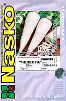 Семена петрушки корневой Челеста 25 г. Nasko