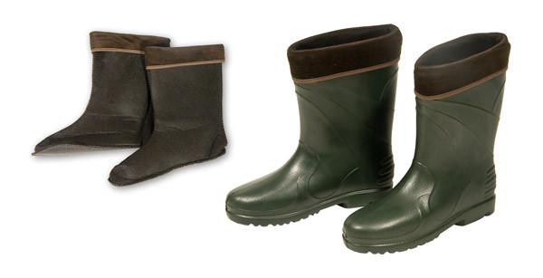 Резиновая зимняя  обувь Lemigo