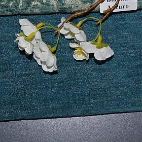 Мебельная ткань шенилл Бламо (Blammo) бирюзового цвета