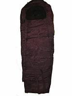 Спальный мешок зимний с анатомическим капюшоном (-20 градусов)