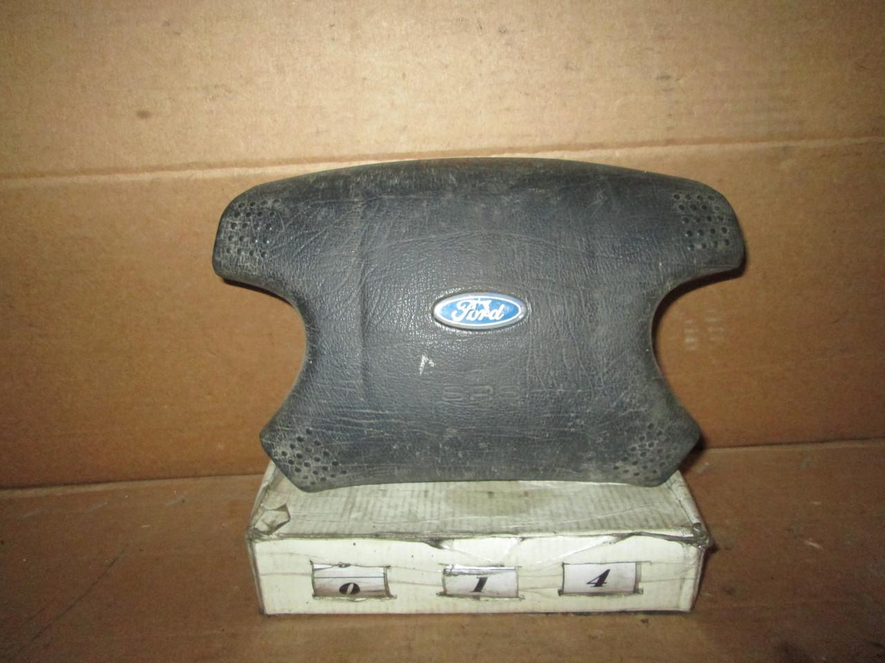№14 Б/у  Подушка безпеки водія (керма)  AIRBAG 93BBF042B85 для Ford Mondeo I 1993-1996