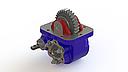 Коробка отбора мощности (КОМ) MSA 5P, 5D, 5G, 5F для ISUZU
