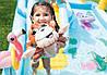 Дитячий ігровий центр Intex 57161 257х216х84см Надувний водний басейн комплекс з гіркою Інтекс з ПВХ, фото 6