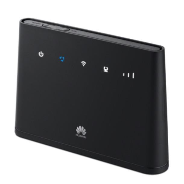 4G/3G модем + Wi-Fi роутер HUAWEI B311-221 LTE White (51060DWA)