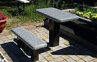 Столы и скамейки на кладбище № 464